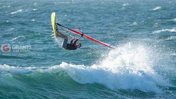 Mettams Pool windsurfing 23/01/2020