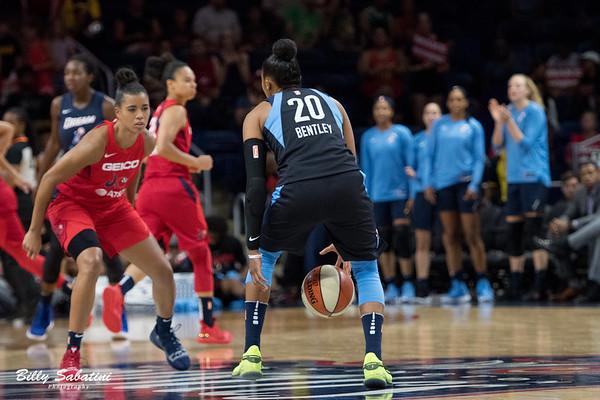 Atlanta Dream vs. Washington Mystics - July 21, 2019
