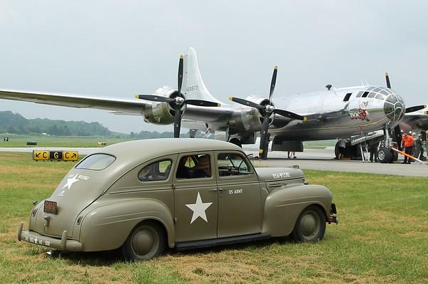 Mid-Atlantic Air Museum World War II Weekend 2018