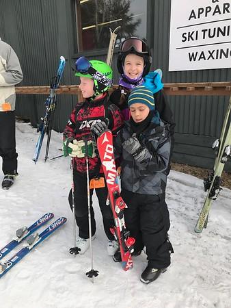 Ski Brule 4-6 Grade Trip