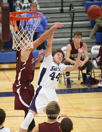 Watkins and Dundee Basketball 1-2-16