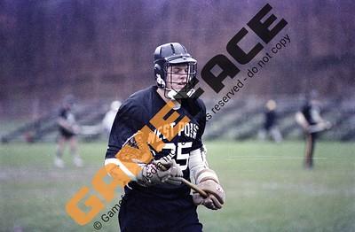 1980-1981 Men's Lacrosse