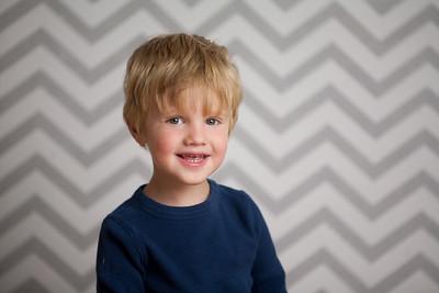Bradyen {studio 2 years old}