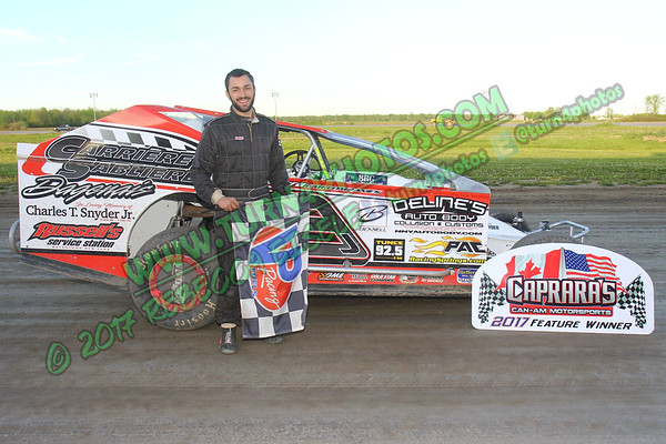 2017 Feature Winners At Can-Am Motorsports Park