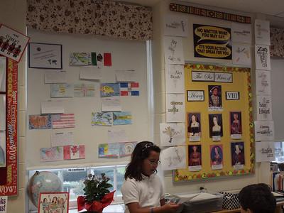 4W Geography Presentations