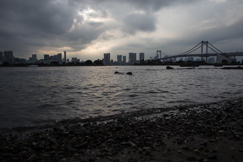 Stormy Skyline
