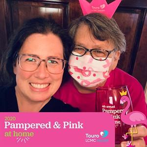 Touro's 31 Days of Pink - Oct 2020 - VIRTUAL