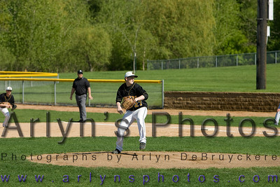 Hutch Baseball vs Waconia