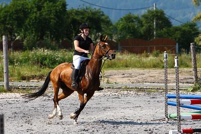 Hobby zavody na Vysoke 2009-07 - Skodova Michaela
