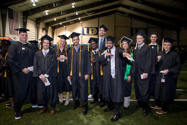 U of DBQ - Graduation Ceremony