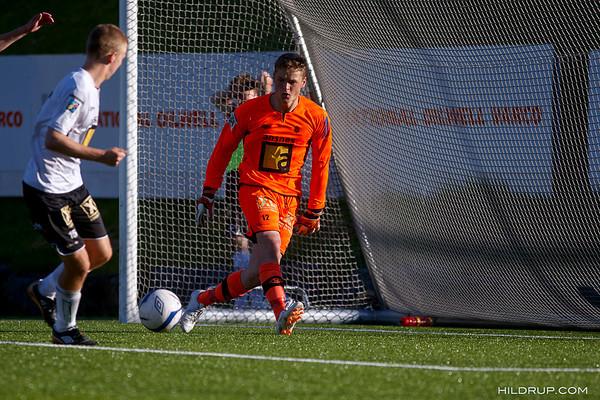 Asker Fotball - Kvik Halden (130616)