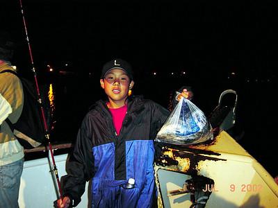 7/9/2002 - Deep Sea Fishing