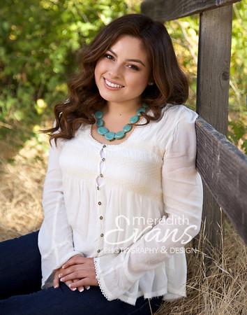 Briana Cabrela Senior Portrait