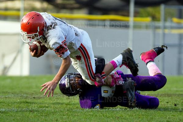 Freshman A - Hersey vs Rolling Meadows 10-22-11