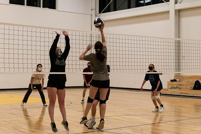Indoor Volleyball League Spring 2021