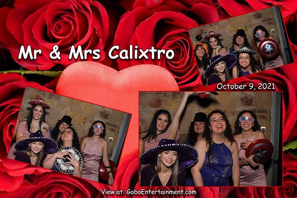 20211009 Calixtro Wedding