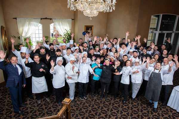 Dine with the Chefs - The 20th Year