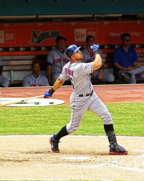 Carlos Beltran, Florida Marlins vs. NY Mets, Miami Florida