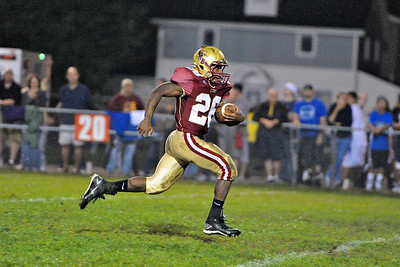 2011 New Brighton High School Football