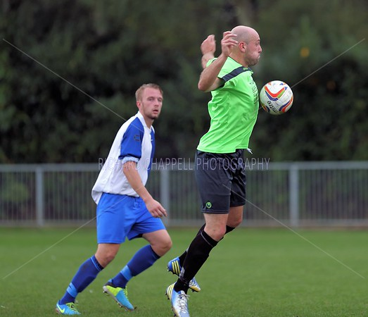 CHIPPENHAM TOWN V BURNHAM  MATCH PICTURES