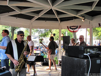 Gazebo Lewiston ALL Stars 2010