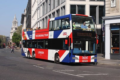 Other Bus Operator in London (Update 30.04.2019)