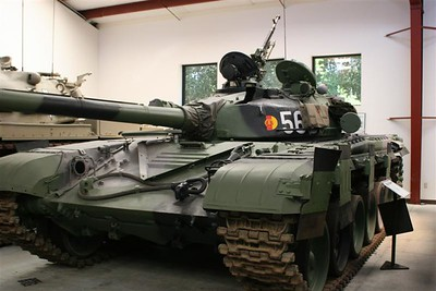 2006-06-24 Tanks at the Military Vehicle Technology Foundation (Portola Valley, CA)