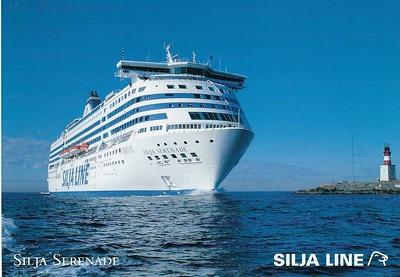 Silja Line Postcards