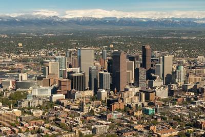 Colorado Front Range aerials May 2019