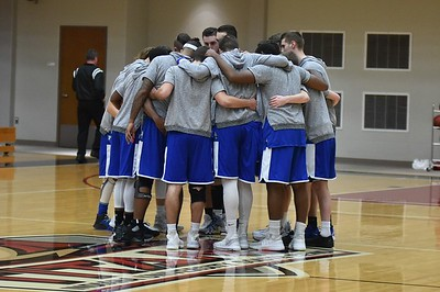 Bethel College Men's Basketball - 2017 vs IUSB