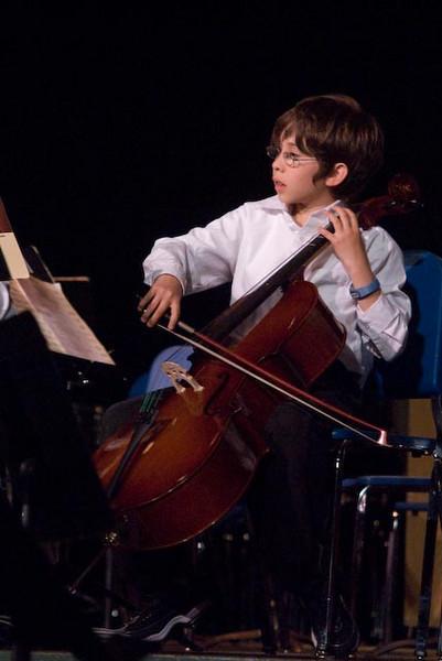 Ellensburg School Strings Concert