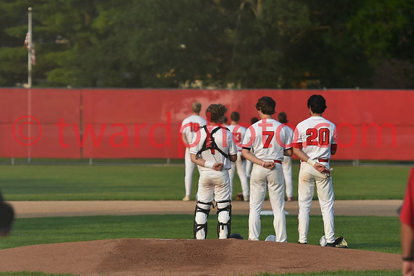 2021 CHS Baseball - Burlington