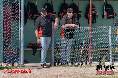 North Bay Stingers vs. Soo Black Sox U15 (06.23.19)