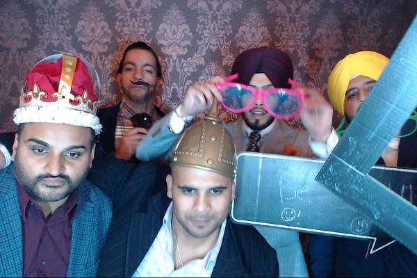 Abhiraj's First Birthday - Originals