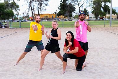 2019-07 Summer Volleyball