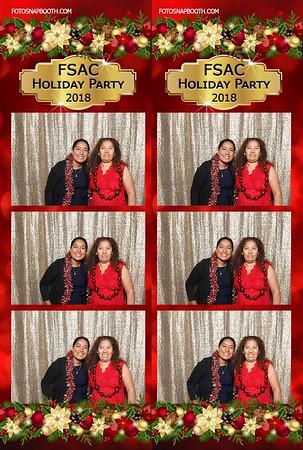 FSAC Holiday Party 2018