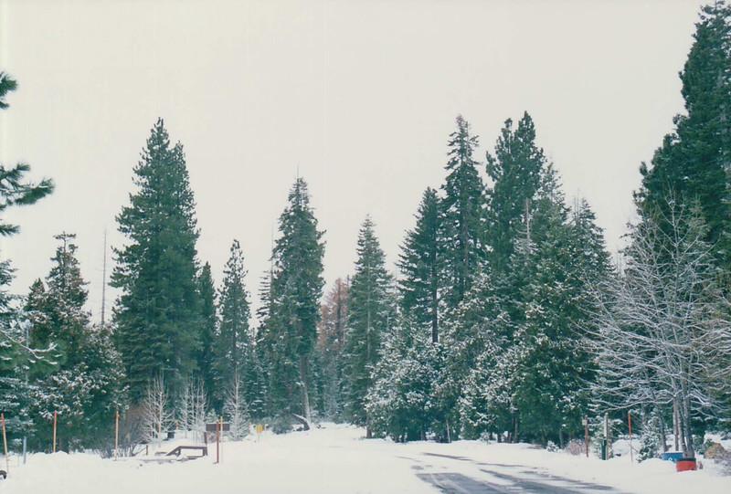 Lake Tahoe December 2005