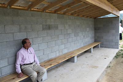 Dugout Donations, Tamaqua Sports Fields, Tamaqua (6-16-2011)