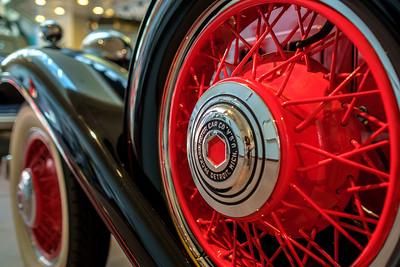Natl Auto Museum Part One