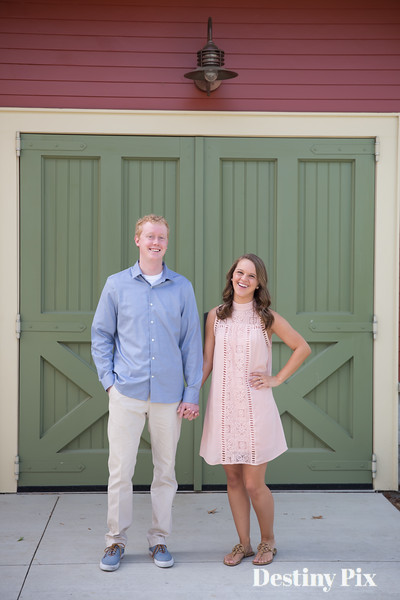 Averi and Trevor's Engagement Pix