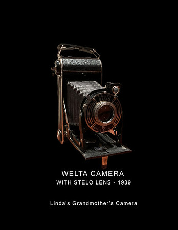 Welta STELO - Linda's Grandmother's Camera