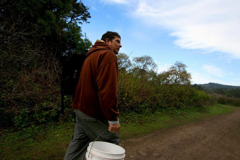 Coastways Ranch. December 2008.