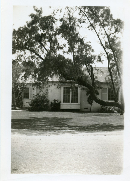 Street view of house April 29th. 1945