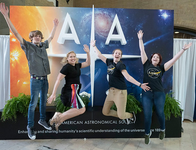 AAS 234: June 2019 St. Louis MO