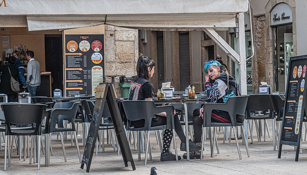 Spain - Tarragona Town Hall Square