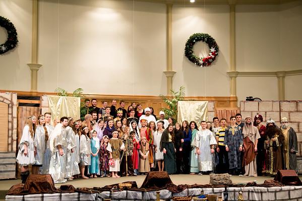 2014-12-24 Рождественская постановка