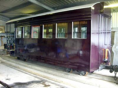 Beeches Light Railway