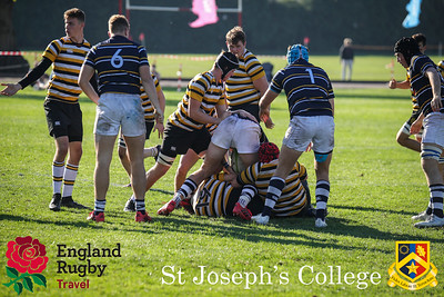 17. QEGS Wakefield v Seaford College