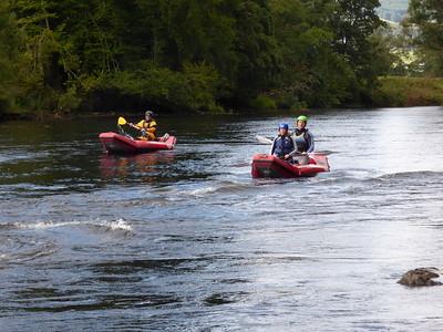 25 08 2018 Tay Duckie canoe AM