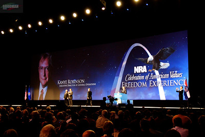 NRA's Celebration of American Values Freedom Experience 2012